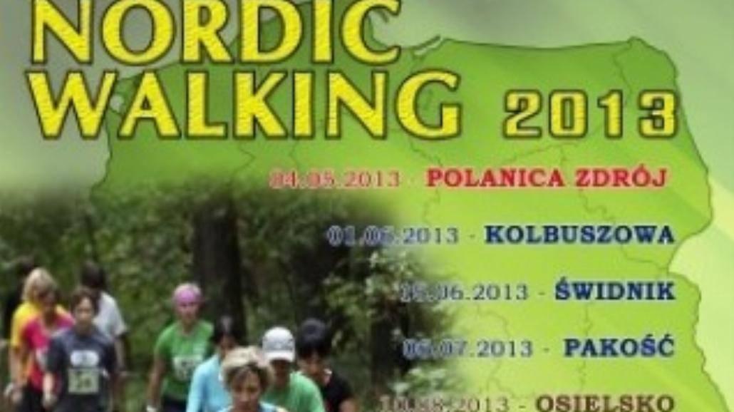 Relacja z V Mistrzostw Polski w Nordic Walking