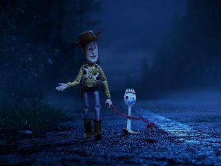 """Nowe zabawki i dużo akcji w zwiastunie """"Toy Story 4"""" [WIDEO] - animacja, bajka, film, 2019, opis"""