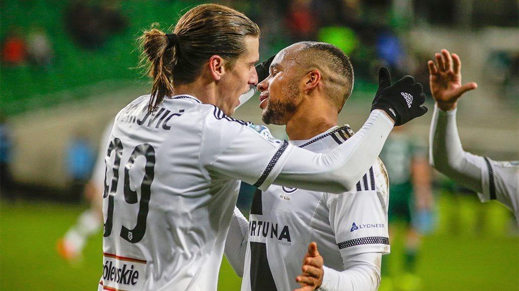 Legia rozbiła Śląsk! Zobacz zdjęcia i wypowiedzi po meczu [FOTO]