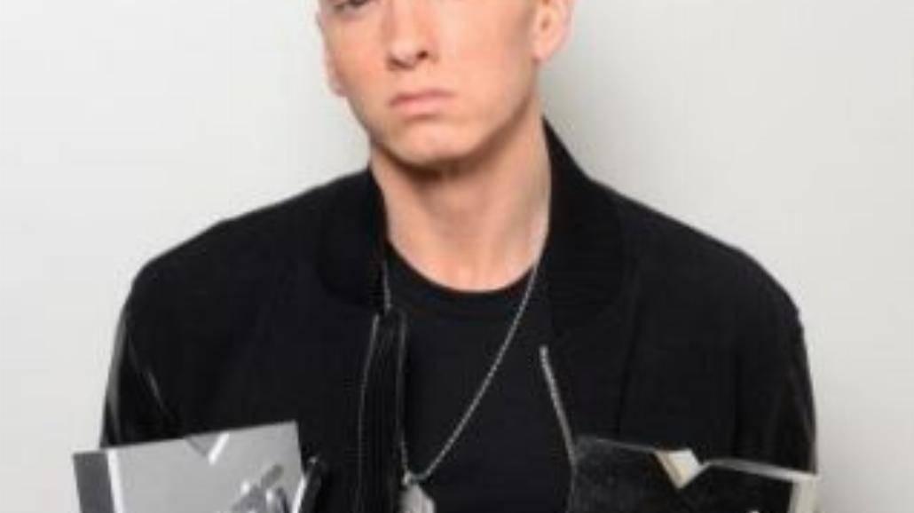 Sukces Eminema na MTV EMA