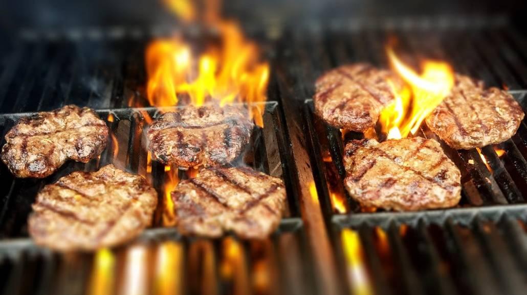 grill na majÃłwkę