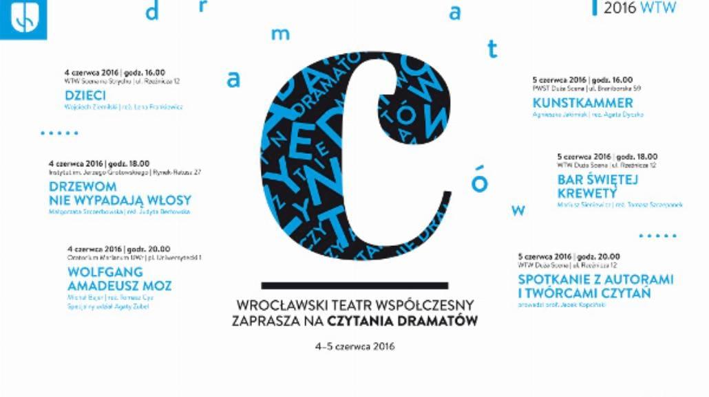 Czytania performatywne dramatów we Wrocławskim Teatrze Współczesnym