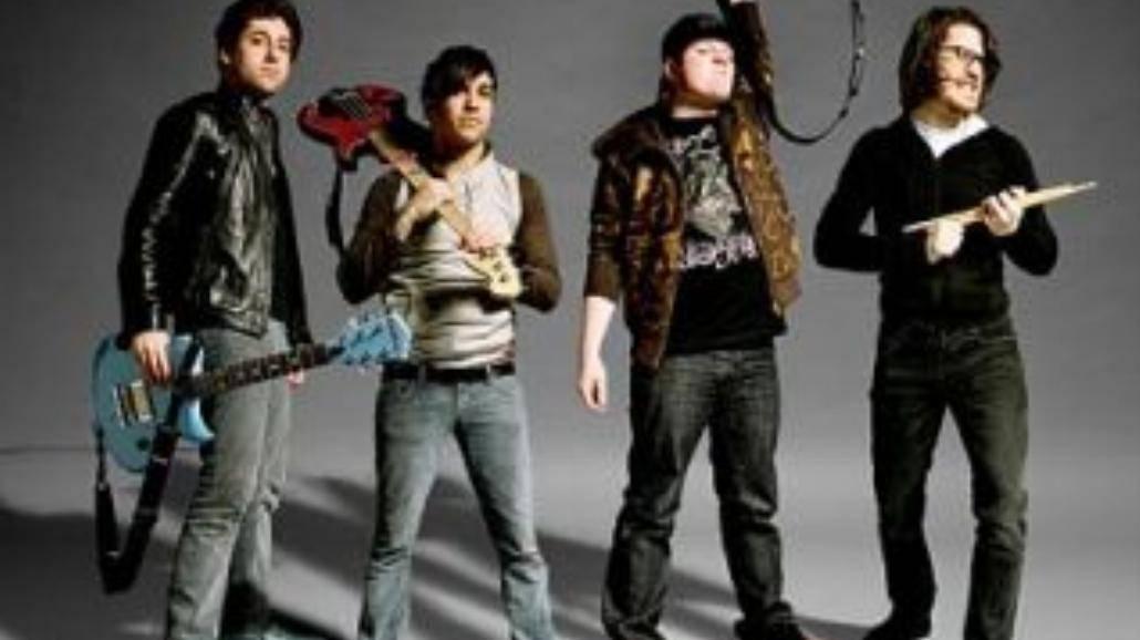 Fall Out Boy przed Linkin Park!