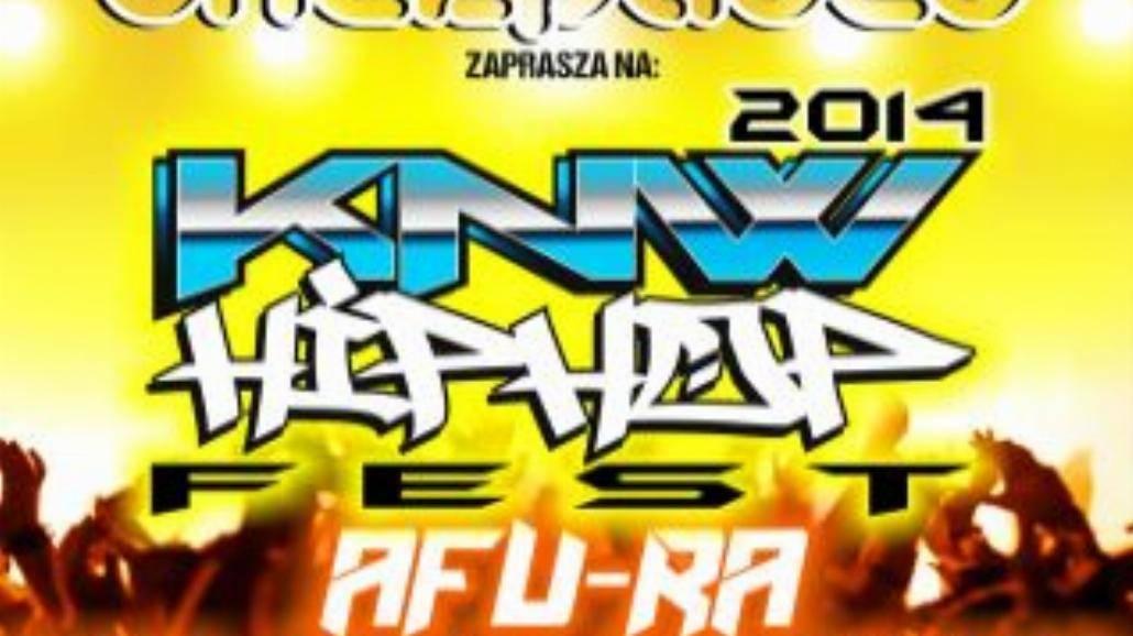 KNW Hip-Hop Fest coraz bliżej
