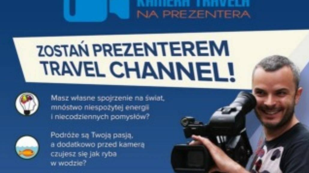 Konkurs Kamera Travela na Prezentera trwa!