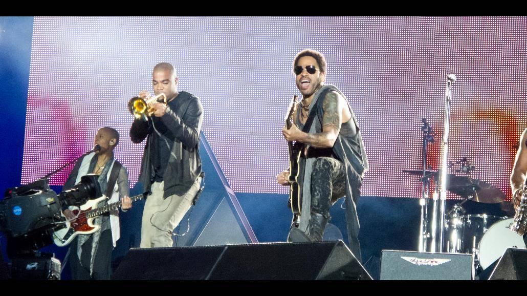 Zmiana daty koncertu Lenny Kravitza w Łodzi. Możesz zwrócić swój bilet