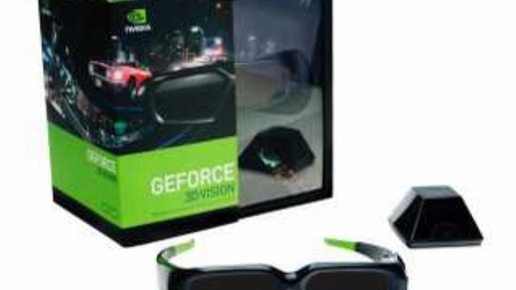 NVIDIA GeForce 3D Vision - nowy wymiar multimediów