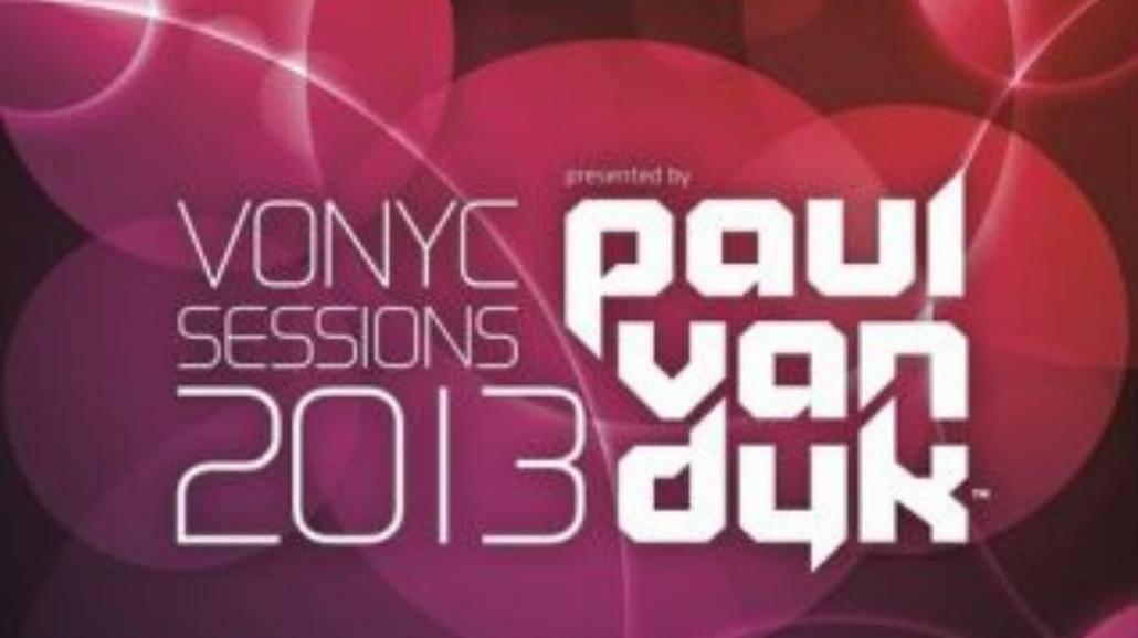 Rok 2013 według Paula Van Dyka