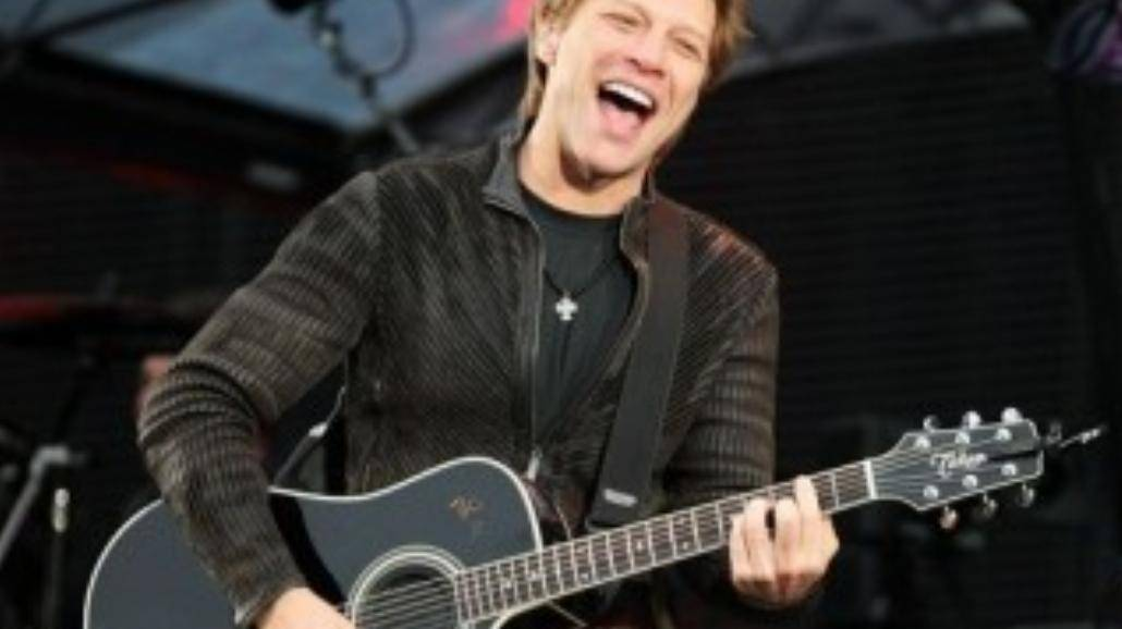 Bon Jovi popularniejszy od Bowiego
