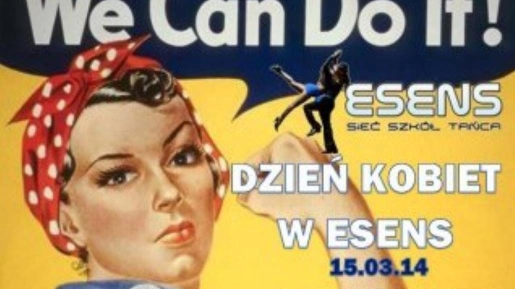 Dzień Kobiet w Akademi Tańca Esens
