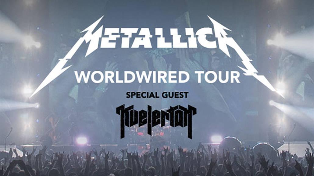 Metallica wystąpi w Polsce!