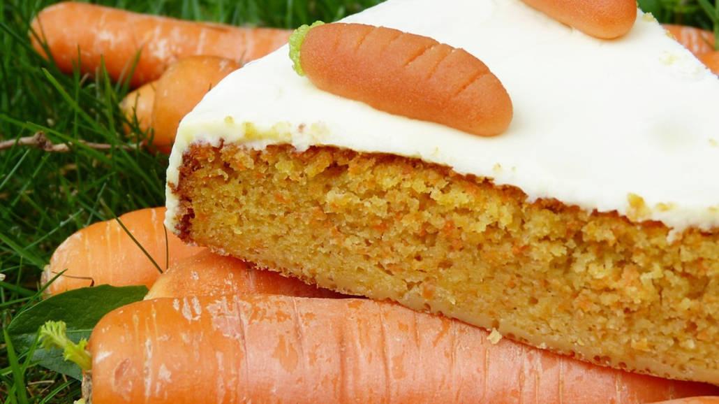 Ciasto marchewkowe - prosty przepis