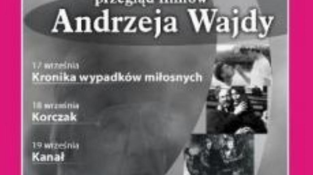 Przegląd filmów Andrzeja Wajdy w Multikinie