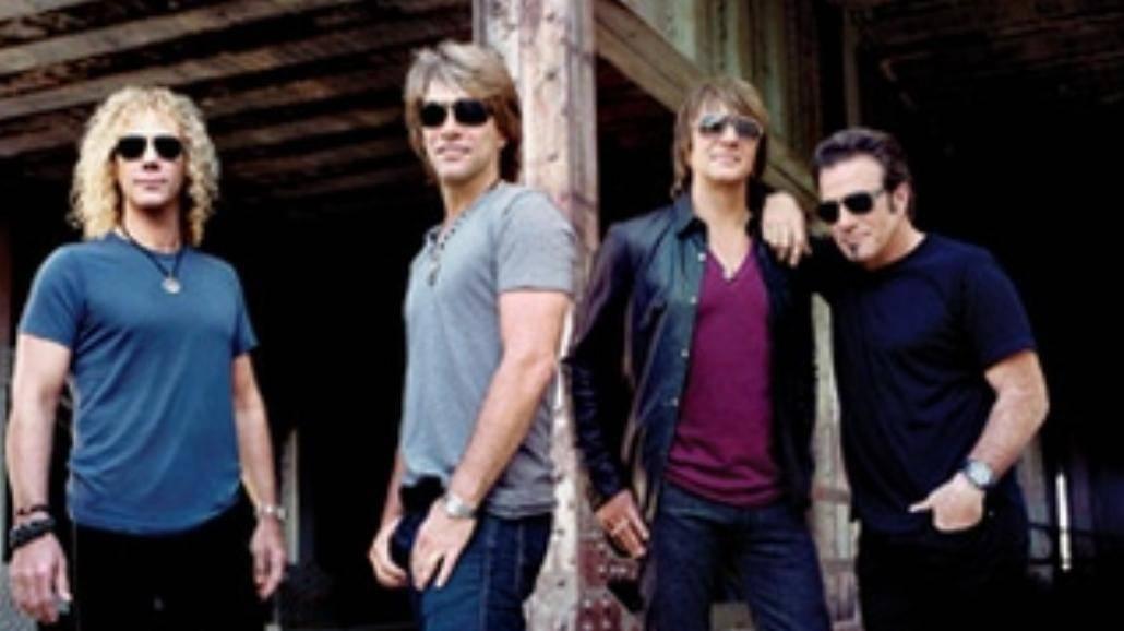 Bon Jovi w czołówce