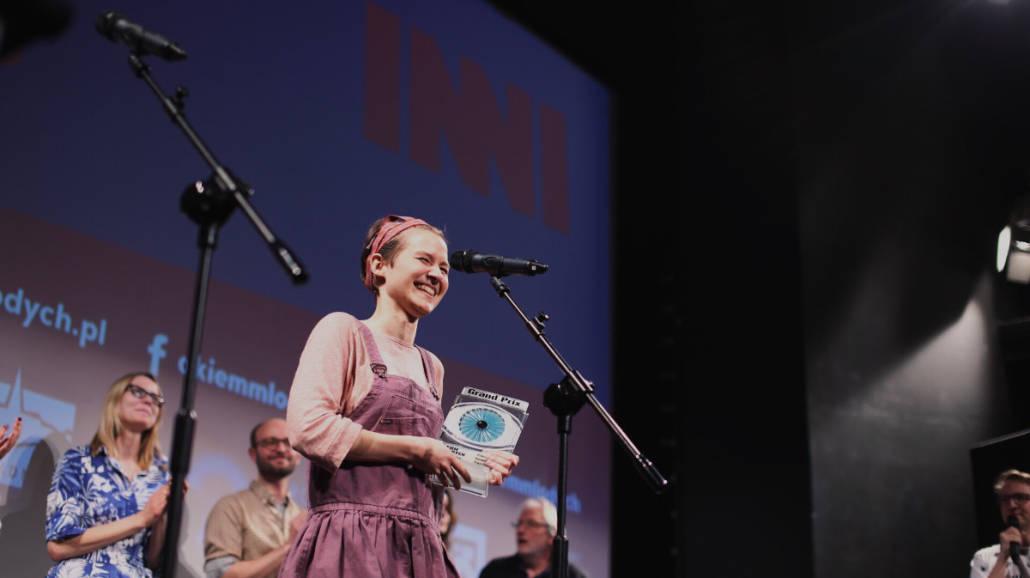 Małgorzata Goździk - Okiem Młodych 2018
