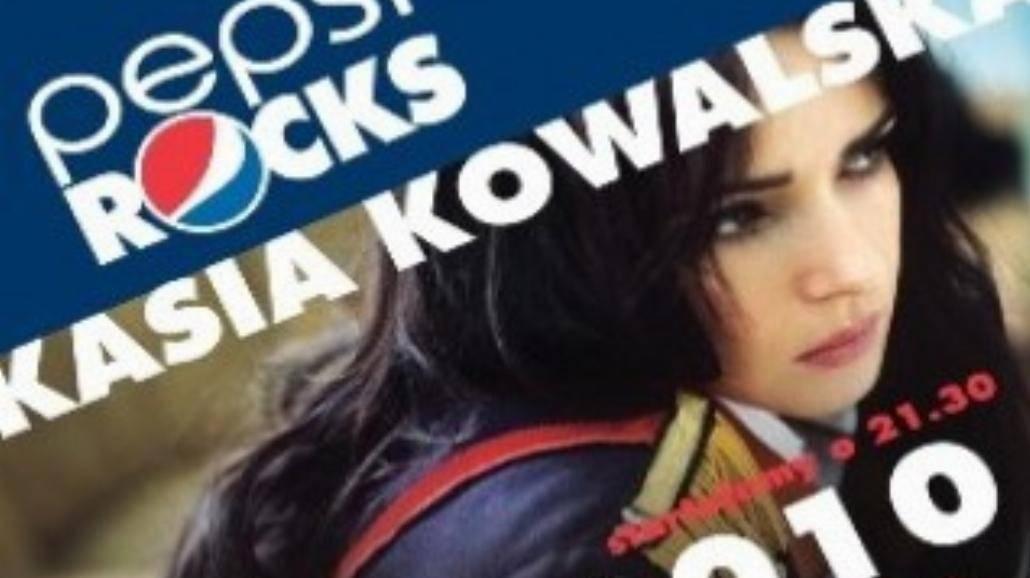 Pepsi Rocks: Kasia Kowalska w Hard Rock Cafe