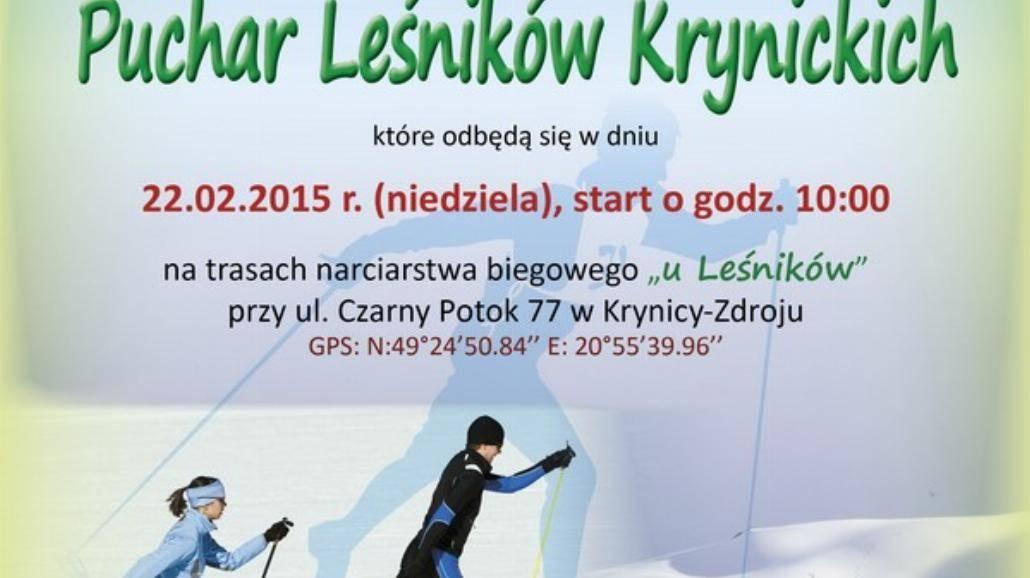 Wkrótce zawody narciarstwa biegowego o Puchar Leśników