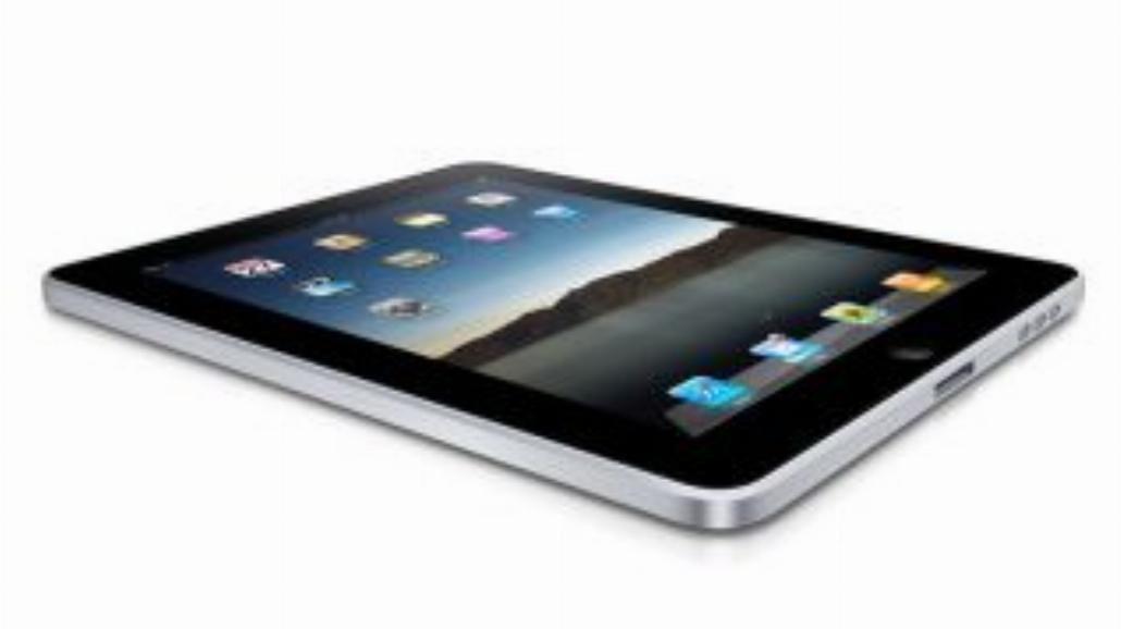 Reklama iPada - premiera na Oscarach