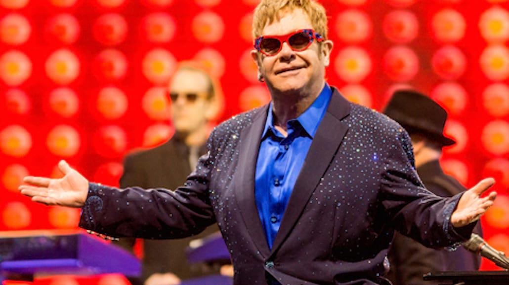 Elton John, Rozrywka, Muzyka, Koncert