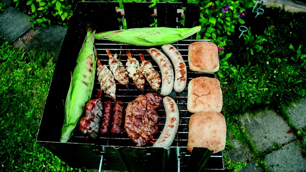 Wielkie grillowanie, czyli proste przepisy z grilla