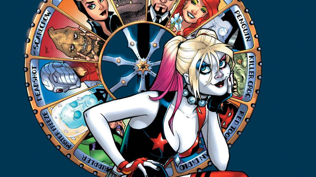 Harley Quinn – Głosuj na Harley, tom 5