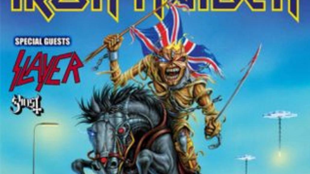 Znamy rozpiskę godzinową koncertu Iron Maiden