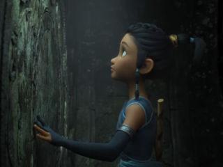 Mieszanka kultur Azji Południowo-Wschodniej w zwiastunie nowej bajki Disneya [WIDEO] - Raya and the Last Dragon, premiera, fabuła, 2021, film, animacja