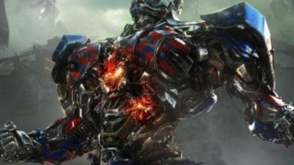 Transformers: Wiek zagłady na szczycie Box Office