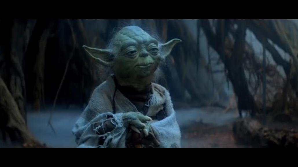 """Yoda, Vader, Luke i inni śpiewają """"Stayin' Alive""""! Zobacz zabawny filmik [WIDEO]"""