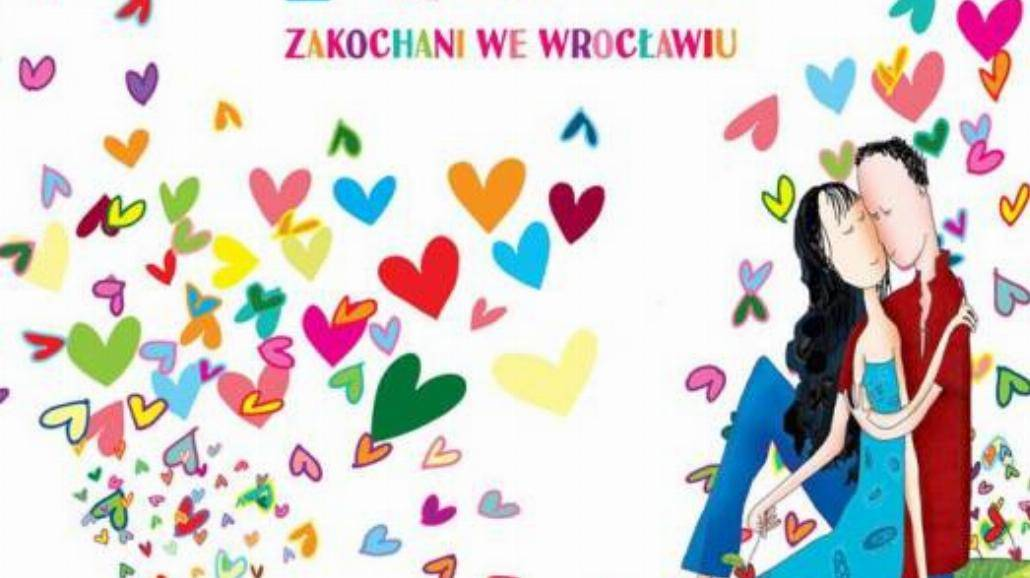 Zakochani w sercu Wrocławia