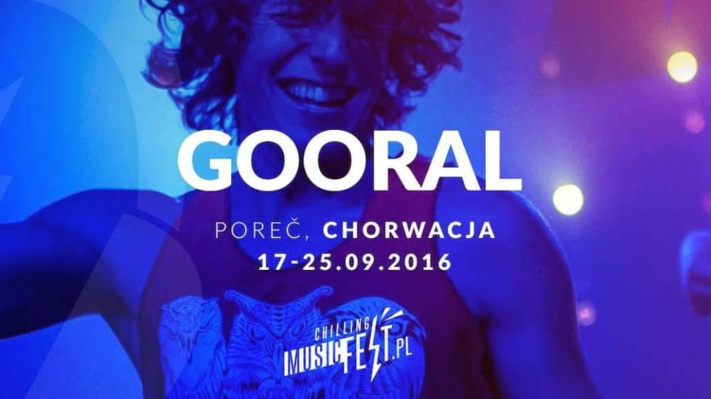 Afromental, Gooral, Łona i Webber na Chilling Music Fest 2016!