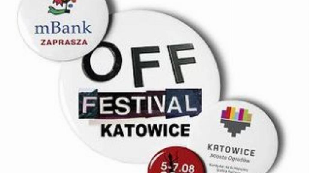 OFF Festival 2011: podział na sceny
