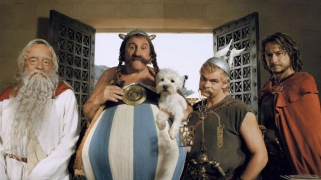 Asterix tym razem na Olimpiadzie