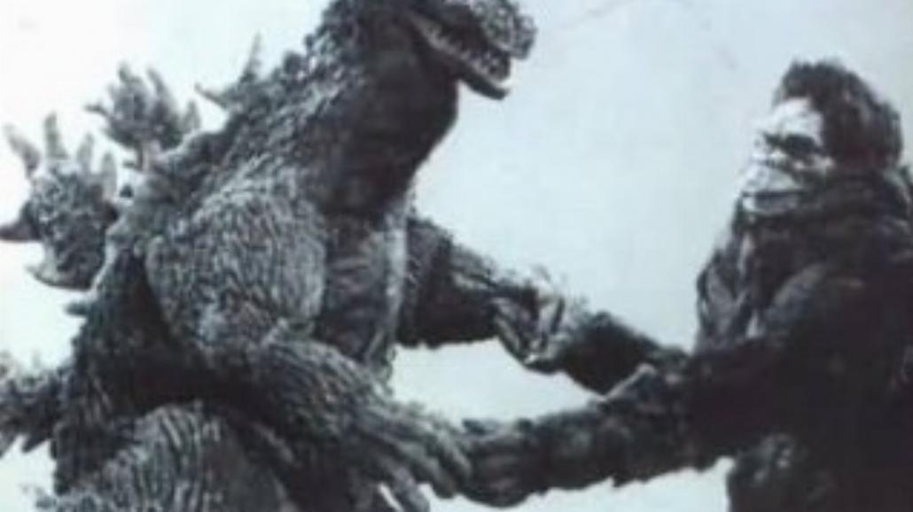 Godzilla powraca