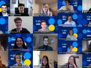 Liderzy przyszłości podjęli wyzwanie w ramach Procter & Gamble CEO Challenge - piąta edycja, kariera w korporacji, dla studentów, sektor FMCG