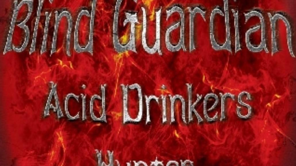 Blind Guardian na Płock Cover Festival!