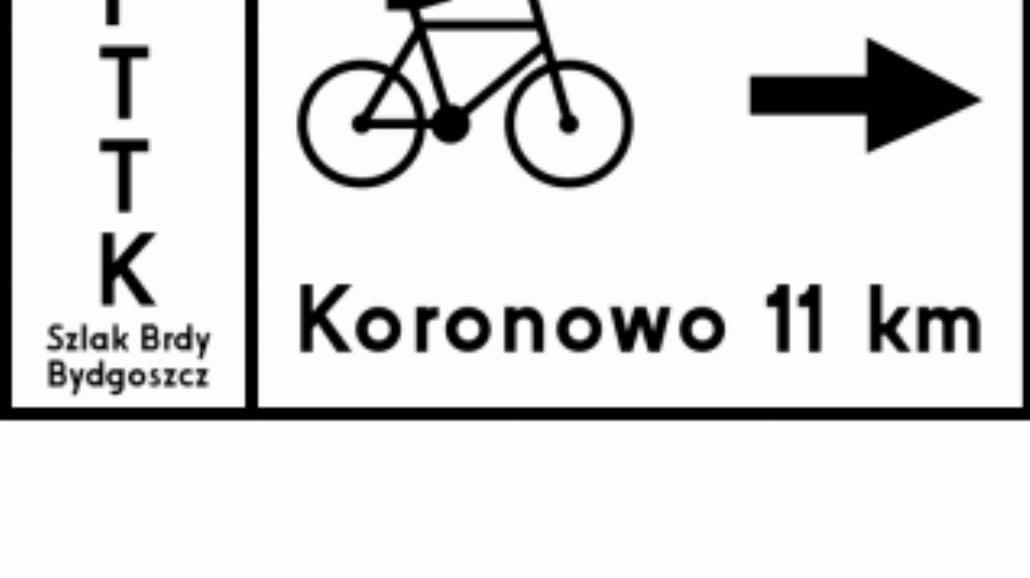"""R-3 """"tablica szlaku rowerowego"""""""