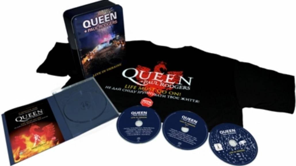 Queen i Paul Rodgers. Premiera 15 czerwca