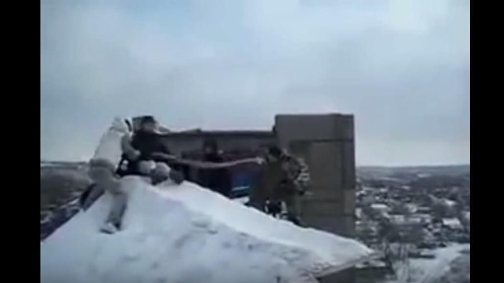 rosyjskie bungee