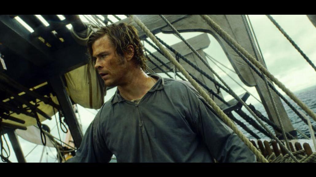 """Thor vs wieloryb """"W samym sercu morza"""" [ZWIASTUN]"""