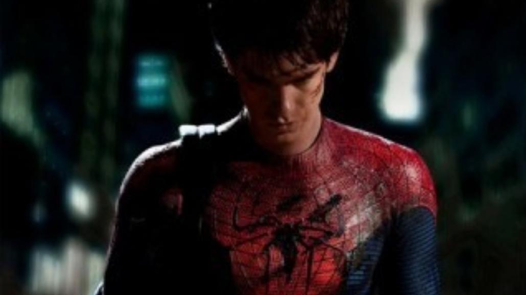 """""""Niesamowity Spiderman""""- kolejne fragmenty w sieci"""