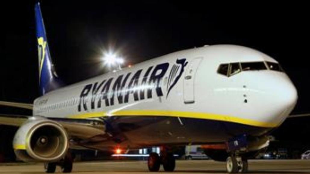 Ryanair lata z Wrocławia do Warszawy. Bilety od 19 zł