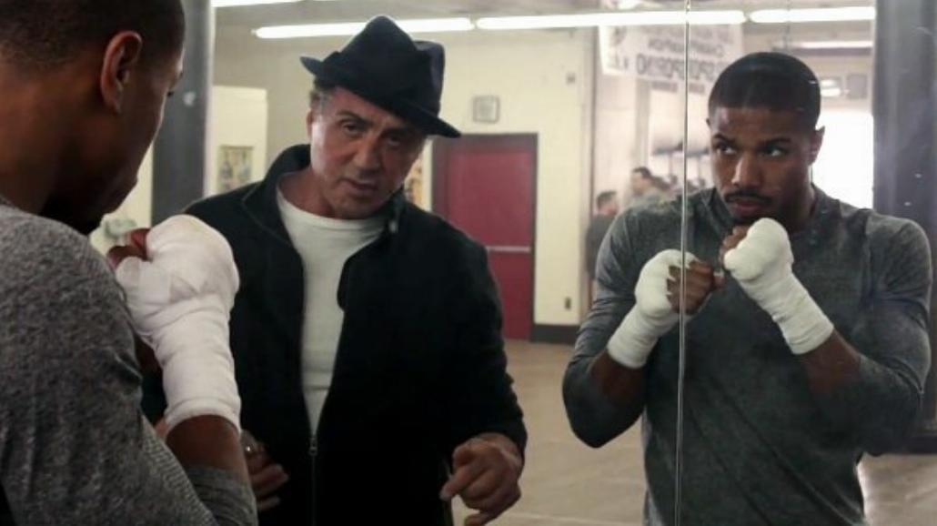 Rocky wraca! Trenuje syna Apollo Creeda [ZWIASTUN]