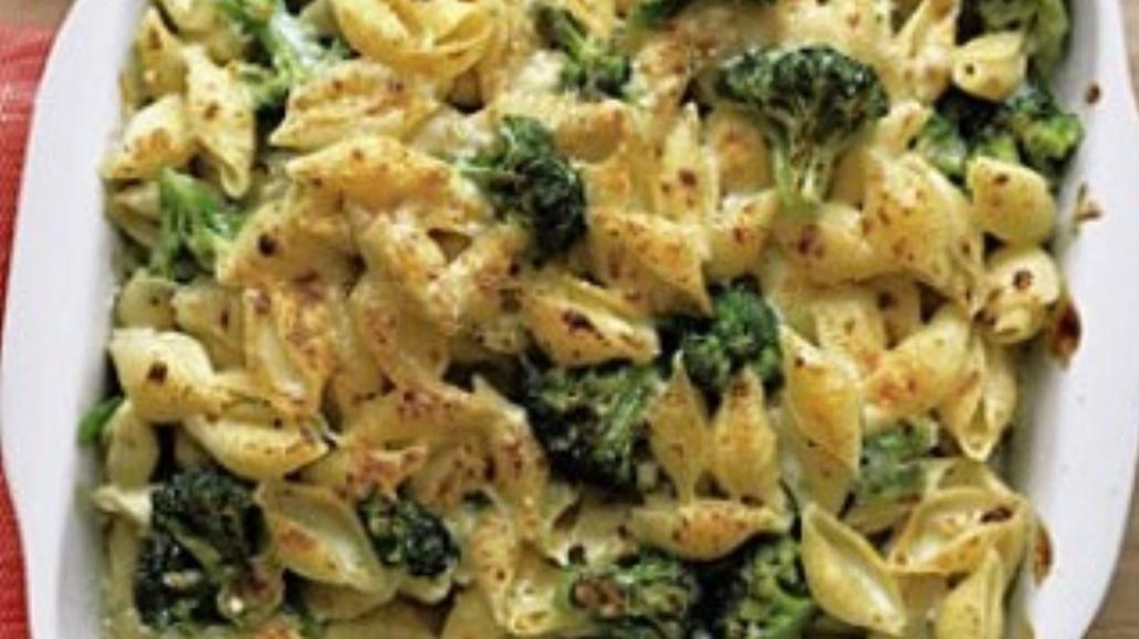 Przepis na zapiekankę brokułową