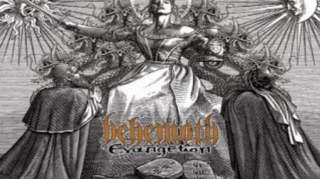 "Behemoth - ""Evangelion"""