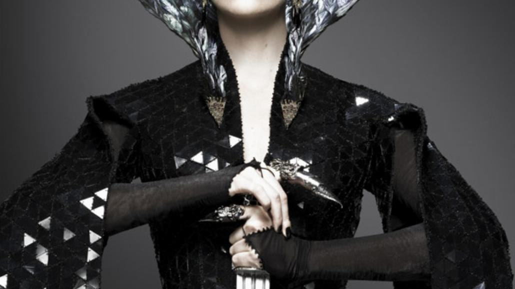 Charlize Theron ponownie czarnym charakterem!