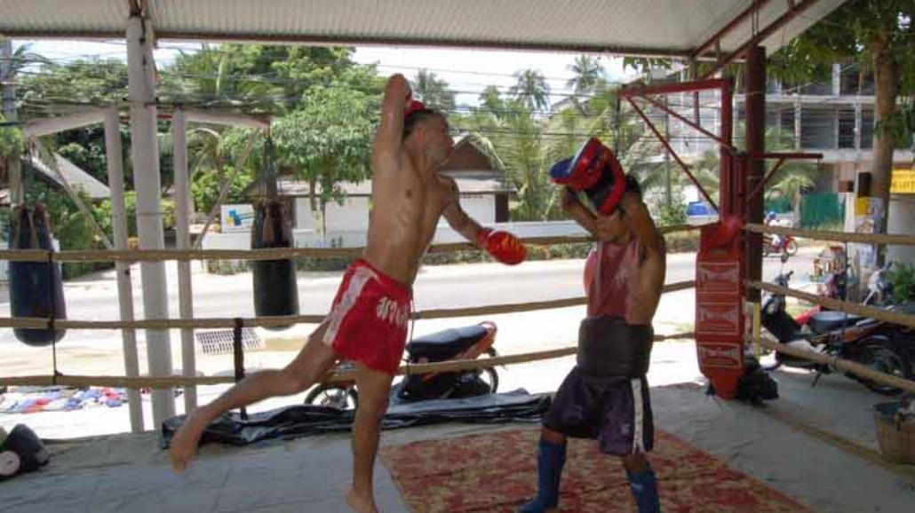 Po Muay Thai nie tylko do Tajlandii