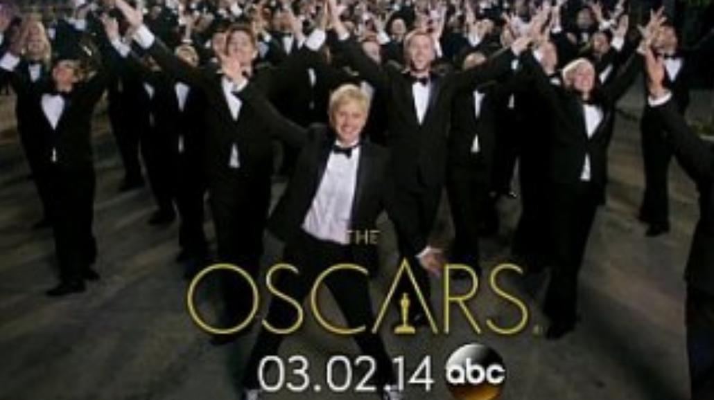 250 tancerzy we flash-mobie promującym Oscary