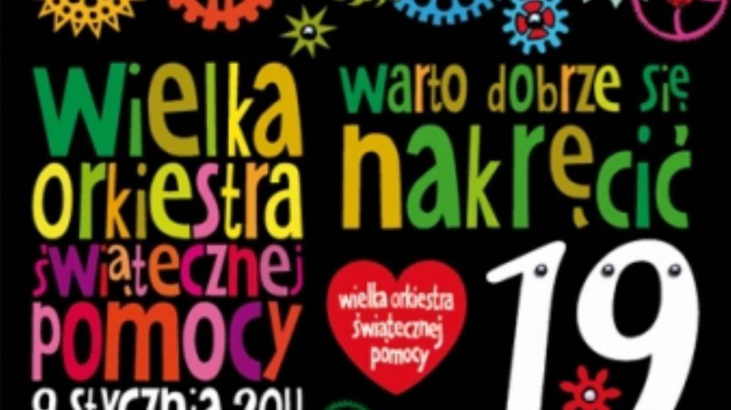 XIX Finał WOŚP - 9 stycznia 2011