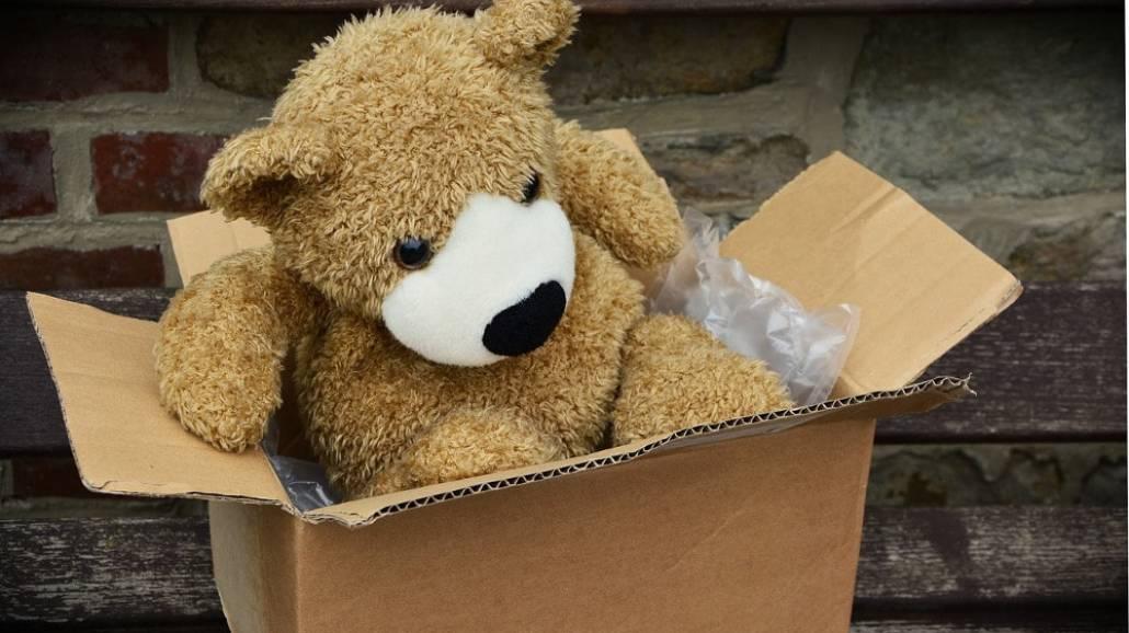 Self Storage moÅźe być dobrym rozwiązaniem dla przechowania pamiątek z dzieciństwa.